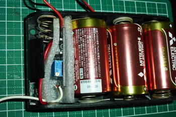 5vバッテリーを作る.JPG